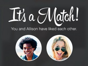Tinder -It's a Match!