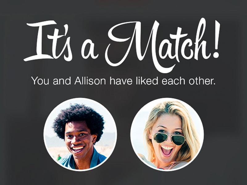 Tinder -It's a Match!